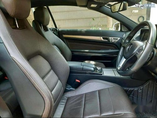 Used Mercedes Benz E Class 2018 AT for sale in Chandigarh
