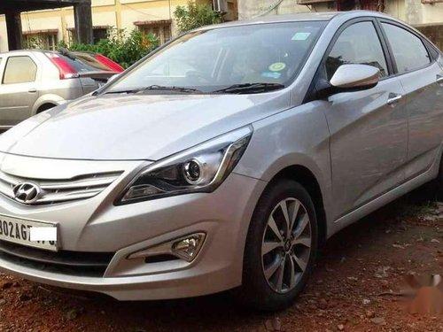 Hyundai Verna Fluidic 1.6 VTVT SX , 2015, MT for sale in Kolkata