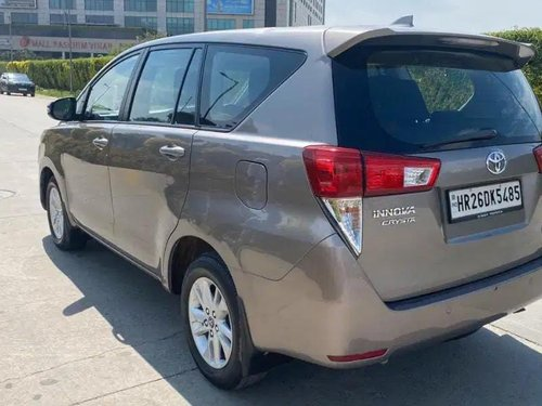 Preowned 2017 Toyota Innova Crysta for sale, GOOD condition