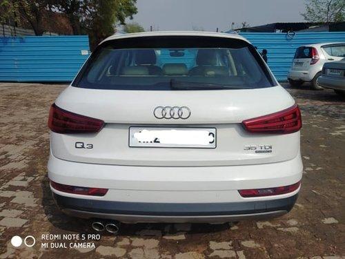 Secondhand 2015 Audi Q3 in Gurgaon
