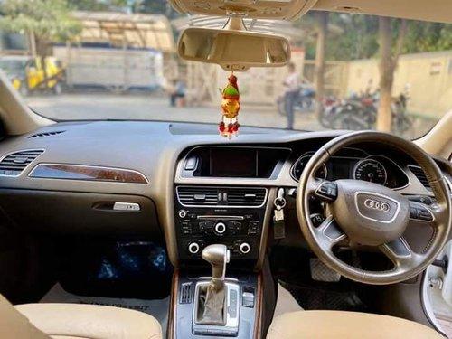 Audi A4 2.0 TDI 177 Bhp Premium Plus 2013 AT in Kolkata