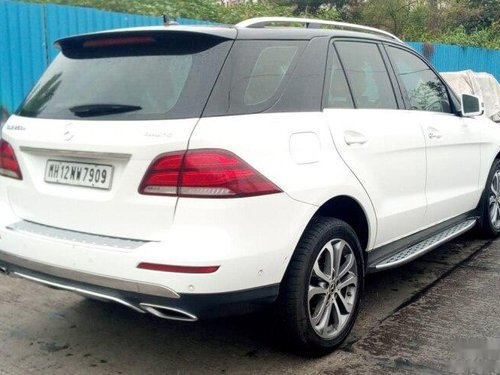Used Mercedes Benz GLE 2017 AT for sale in Mumbai
