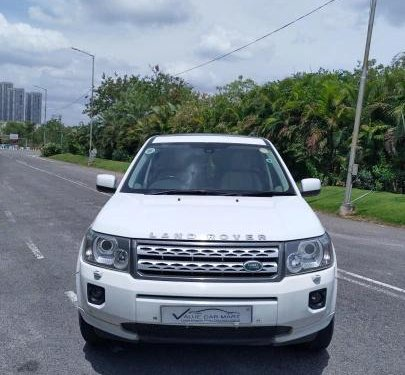 Used Land Rover Freelander 2 TD4 SE 2012 AT in Hyderabad