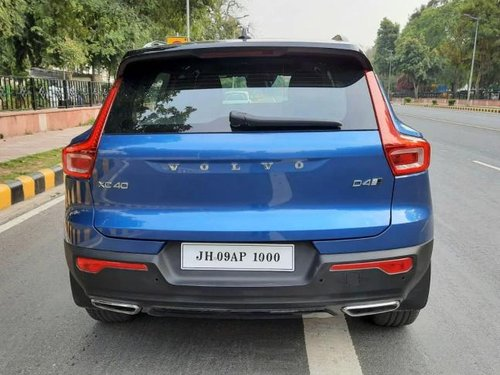 Used Volvo XC40 D4 R-Design 2018 AT for sale in New Delhi