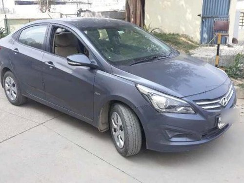 Used Hyundai Verna 2017 AT for sale in Gurgaon