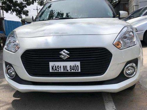 Used Maruti Suzuki Swift VDI 2018 MT for sale in Mysore