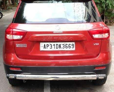 Maruti Suzuki Vitara Brezza VDi 2016 MT for sale in Visakhapatnam