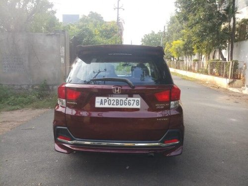 Used Honda Mobilio 2015 MT for sale in Hyderabad
