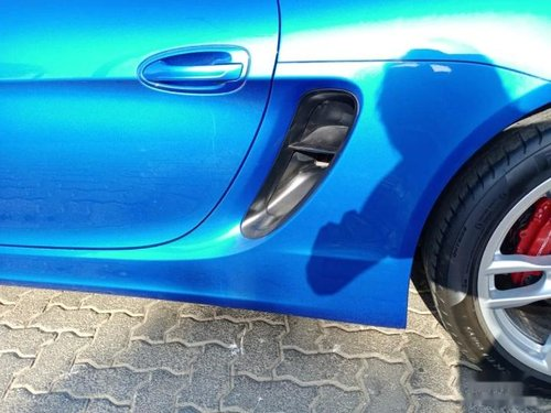 Used 2015 Porsche Boxster AT for sale in Mumbai