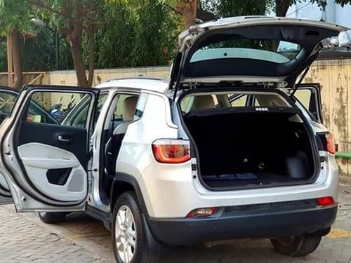 Used Jeep Compass 2018 MT for sale in Kolkata