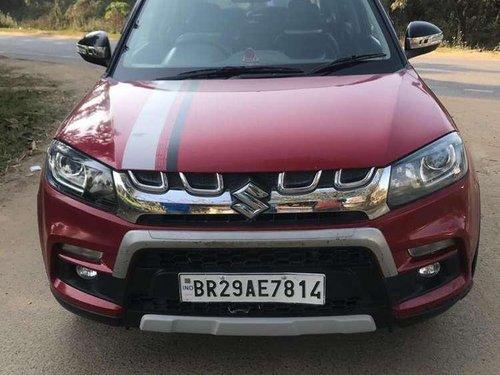 Maruti Suzuki Vitara Brezza 2018 AT for sale in Patna