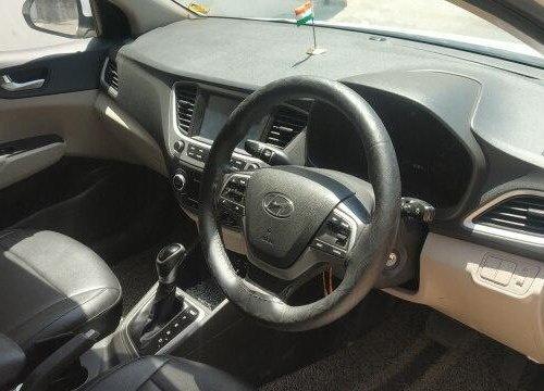 Used Hyundai Verna 2018 AT for sale in Nashik