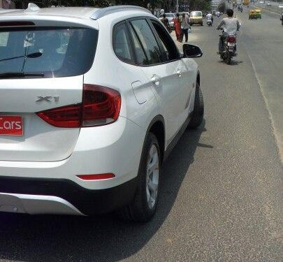 BMW X1 sDrive20d xLine 2013 AT for sale in Bangalore