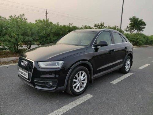 Used Audi Q3 2015 AT in Faridabad