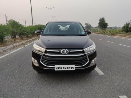 Secondhand Toyota Innova Crysta 2016 for sale