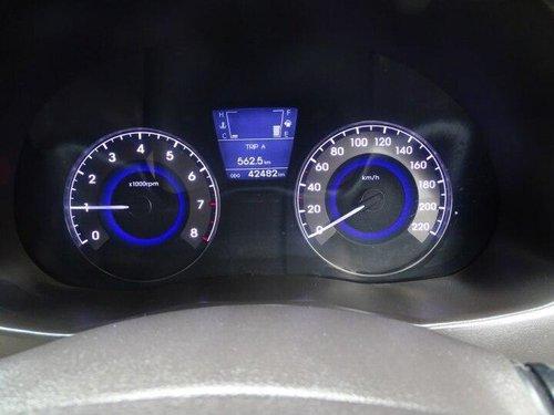 Used Hyundai Verna 1.6 SX VTVT 2013 MT for sale in Kolkata
