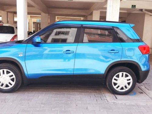 Maruti Suzuki Vitara Brezza VDi 2017 MT for sale in Chennai
