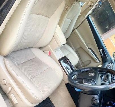 Used Toyota Camry 2014 AT for sale in Madurai