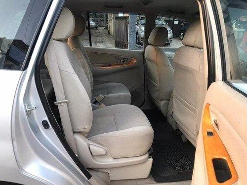 Used Toyota Innova 2.5 VX 7 STR BSIV 2011 MT for sale in Mumbai