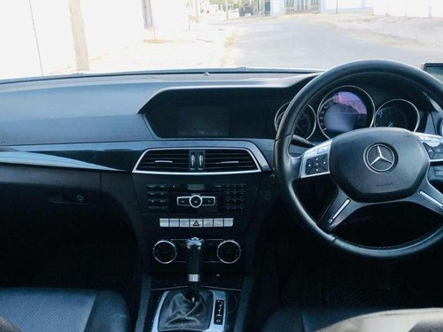 Used Mercedes Benz C-Class 220 2013 AT for sale in Jaipur
