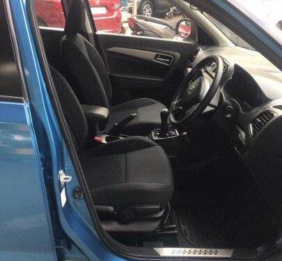 Used Maruti Suzuki Vitara Brezza 2018 MT for sale in New Delhi