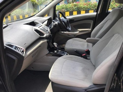 Ford EcoSport 1.0 Ecoboost Titanium 2015 MT for sale in Mumbai