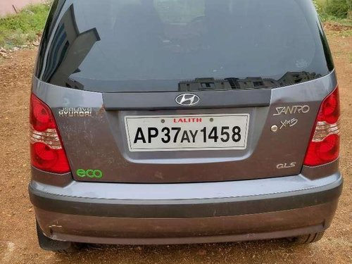 Used 2010 Hyundai Santro Xing MT for sale in Rajahmundry -5