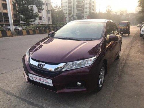 Used Honda City i VTEC VX 2015 MT for sale in Mumbai