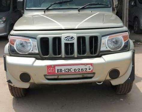 Used Mahindra Bolero SLX 2011 MT for sale in Samastipur
