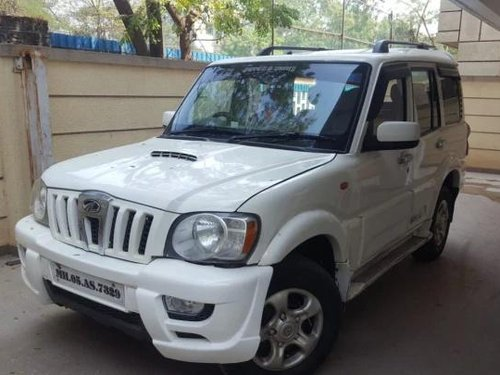Used Mahindra Scorpio M2DI 2010 MT for sale in Pune-8