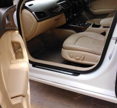Audi A6 2.0 TDI  Design Edition 2014 AT for sale in Gurgaon