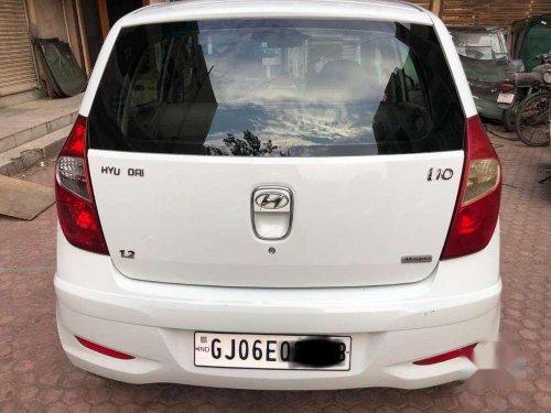Used Hyundai i10 2012 MT for sale in Vadodara