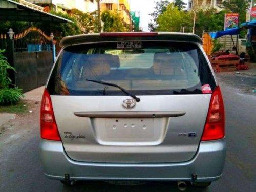 Toyota Innova 2.5 G BS IV 8 STR, 2007, Diesel MT for sale in Chennai