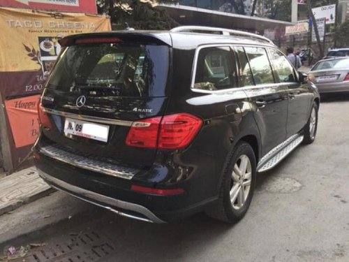 Used Mercedes-Benz GL-Class 2015 AT for sale in Mumbai