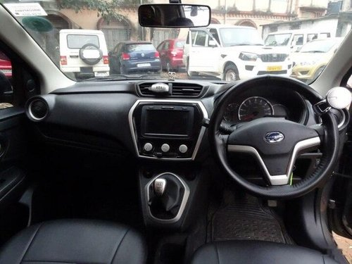 Used Datsun GO T Option 2017 MT for sale in Kolkata