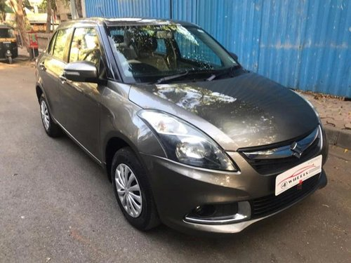 Used Maruti Suzuki Swift Dzire 2015 MT for sale in Mumbai-7