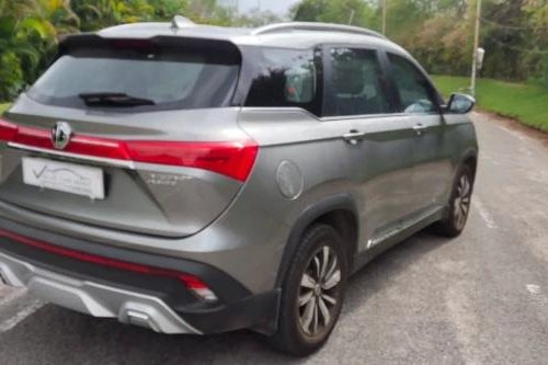 Used 2018 MG Hector AT for sale in Hyderabad