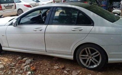 Used Mercedes Benz C-Class 2012 AT for sale in Gurgaon