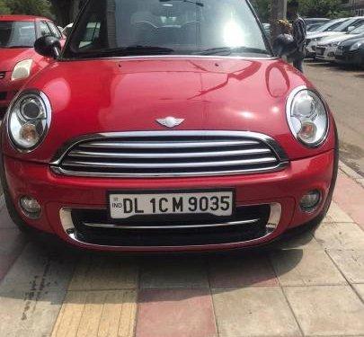 Used 2012 Mini Cooper S AT for sale in New Delhi