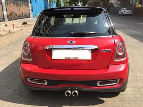 Used Mini Cooper S 2013 AT for sale in Mumbai-3