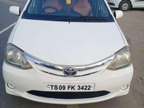 Used 2010 Toyota Etios MT for sale in Hyderabad