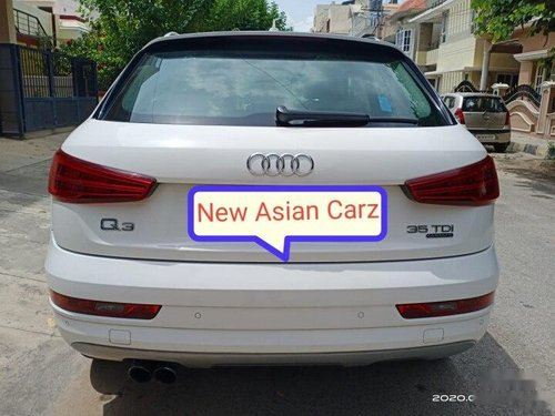 Used Audi Q3 2018 AT for sale in Bangalore