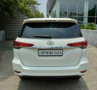 Used 2018 Toyota Fortuner MT for sale in Noida