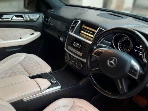 Used 2012 Mercedes Benz M Class AT for sale in Pune