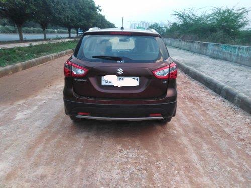 Used Maruti Suzuki S Cross 2017 SUV in North West Delhi