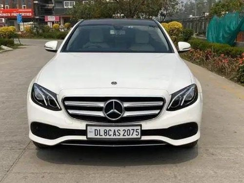Used 2017 Mercedes Benz E Class for sale in EXCELLENT condition