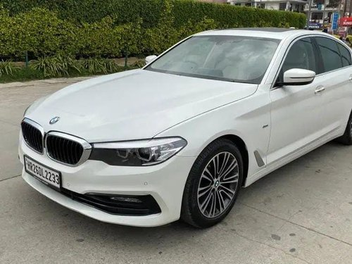 Well-maintained Used 2018 BMW 5 Series for sale in New Delhi