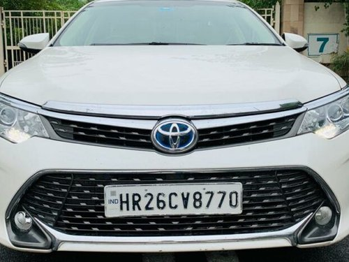 Secondhand 2016 Toyota Camry for sale in New Delhi -0