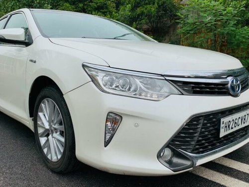 Secondhand 2016 Toyota Camry for sale in New Delhi -2