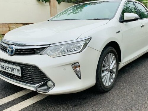 Secondhand 2016 Toyota Camry for sale in New Delhi -3